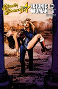 Wonder Woman '77 meets Bionic Woman: 1