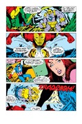 Iron Man #114 Scarlet Witch knocked out: 1