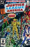 Justice League of America # 229: 1