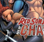 Red Sonja: Age of Chaos #5 Cover 3: 1