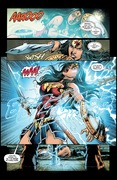 Wonder Woman agent of peace #18: 1