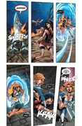Grimm Fairy Tales presents Bad Girls #4-#5: 1